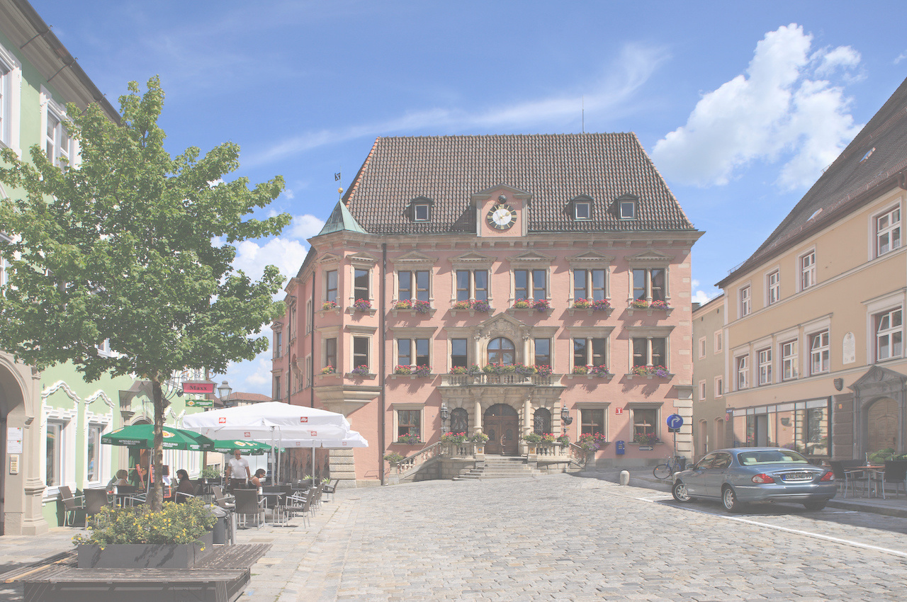 Town hall in Kaufbeuren